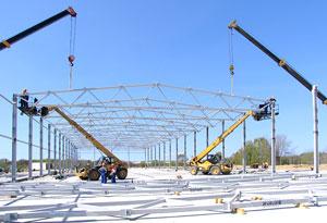 Строительство быстровозводимых зданий и сооружений в Казани и Татарстане