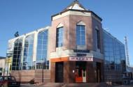 Вентилируемый фасад из керамогранита - г. Зеленодольск